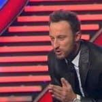 Francesco Facchinetti nella quarta puntata di Xfactor 4