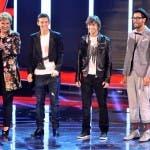 XFactor 4, seconda puntata, i cantanti della categoria 16-24 Uomini