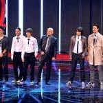 XFactor 4, seconda puntata, i cantanti della categoria Gruppi