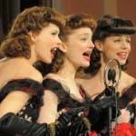 Le Ragazze dello Swing, trio Lescano