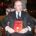 Gianluigi Nuzzi, autore di Vaticano SpA e giornalista di Libero