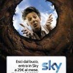 Pubblicità comparativa Sky Mediaset Premium