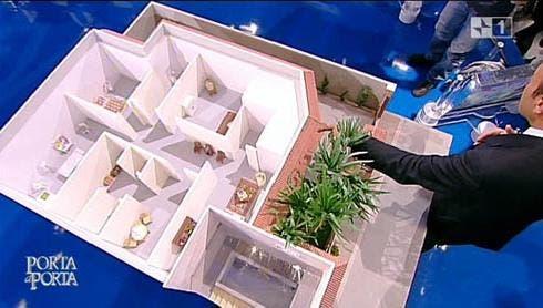Plastico interno casa Misseri