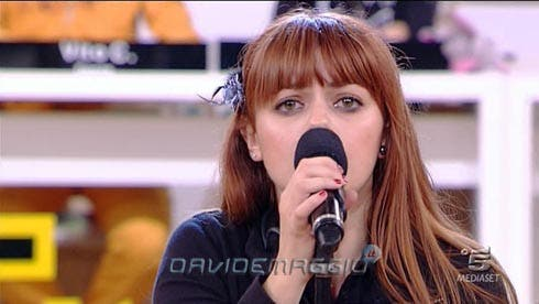 Amici 10: la concorrente Annalisa Scarrone