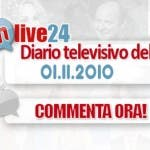DM Live 24 1 Novembre 2010