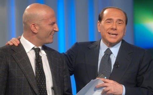Minzolini Berlusconi Minzolini fa ridere anche la Spagna