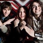 I finalisti di X Factor 4: Davide, Nathalie, Nevruz