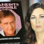 Manuela Arcuri pubblicità libro