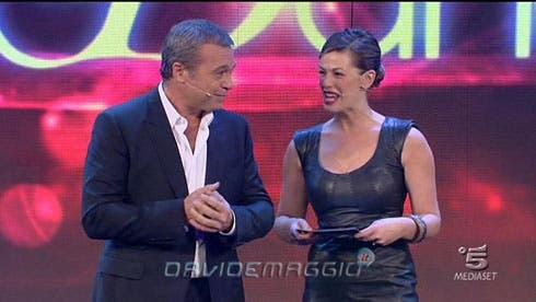 Let's Dance: Claudio Amendola e Vanessa Incontrada
