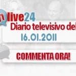 DM Live 24 16 Gennaio 2011