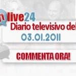 DM Live 24 3 Gennaio 2011
