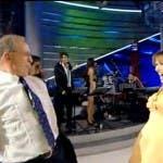 Domenica Cinque - Aldo Busi e Barbara D'urso