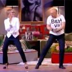 Kalispera - Maria De Filippi balla con Alfonso Signorini