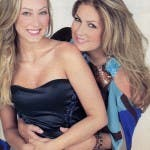 Romina Power e Cristel Carrisi