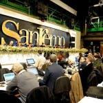 Festival di Sanremo 2011 - Sala Stampa Ariston Roof (La Presse - US Rai)
