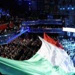 SANREMO  2011: TERZA SERATA - 150 ANNI UNITA' D'ITALIA