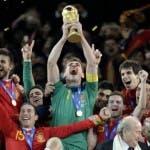 Spagna, campione del mondo 2010