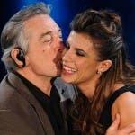 Festival di Sanremo 2011 -Elisabetta Canalis e Robert De Niro nella quarta puntata