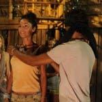 Isola dei Famosi 8, quarta puntata  - Thyago Alves 'tasta' Raffaella Fico