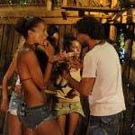 Isola dei Famosi 8, quarta puntata  - Thyago Alves, Magda Gomes e Raffaella Fico