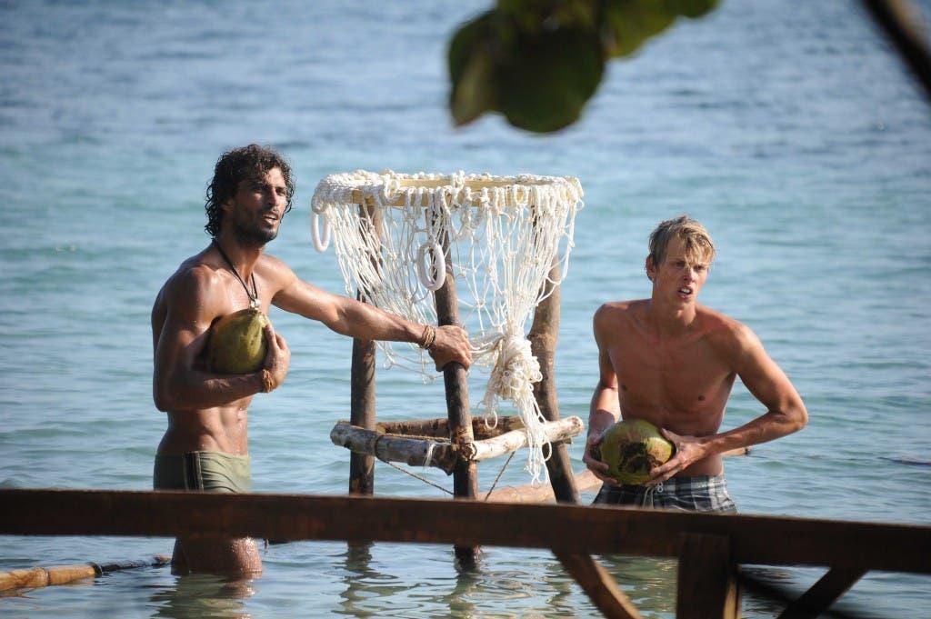 Isola dei Famosi 8 - Thyago Alves e Killian Gastineau