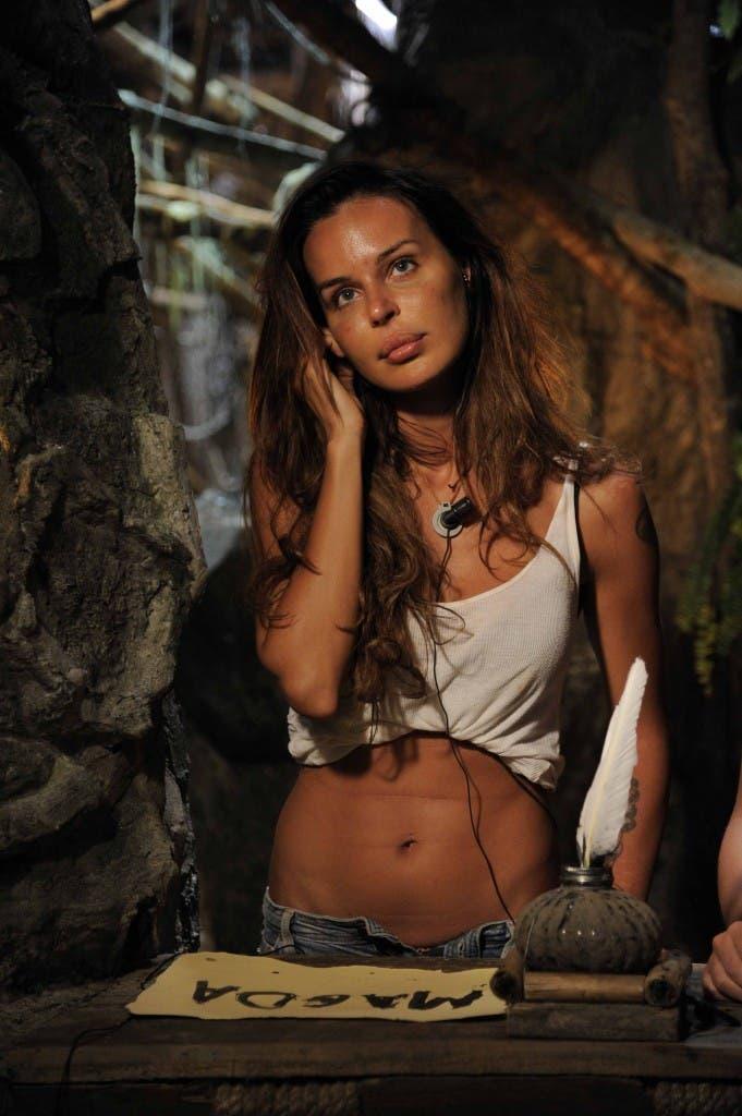 ISOLA DEI FAMOSI 8 - OTTO - Nina Moric