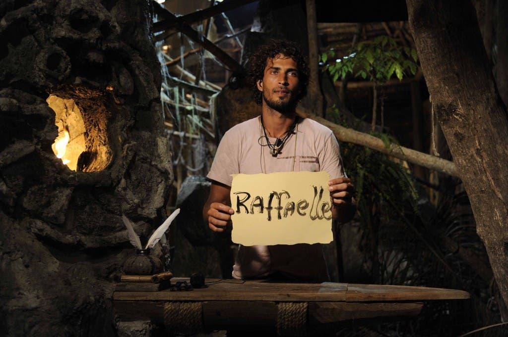 Isola dei Famosi 8, quarta puntata  - Thyago Alves