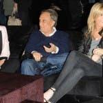 Simona Ventura, Emilio Fede, Raffaella Zardo