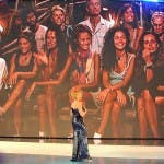 Simona Ventura, Isola dei Famosi 8 - sesta puntata