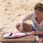Simona Ventura in Honduras - Isola dei Famosi 8 - settima puntata - 4