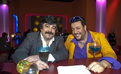 Francesco Pannofino e G-Max