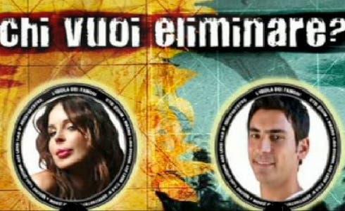 Isola dei Famosi 8: Nina vs Francesco