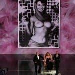 Centocinquanta, Topless Sofia Loren