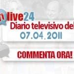 DM Live24 7 Aprile 2011