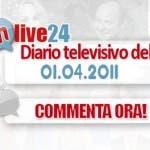 DM live24 1 Aprile 2011