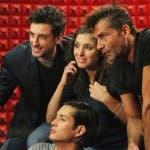 Grande Fratello 11 - i finalisti Andrea, Margherita, Jimmy e Ferdinando