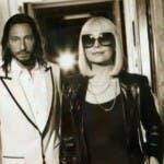 Raffaella Carrà e Bob Sinclar