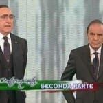 Bruno Vespa e Pippo Baudo- Flop Centocinquanta