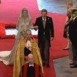 Royal Wedding: Kate Middleton at Westminster Abbey 8