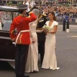 Royal Wedding: Kate Middleton at Westminster Abbey 9