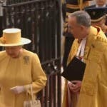 Royal Wedding: la Regina Elisabetta at Westminster Abbey