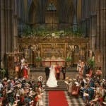 Royal Wedding: Il Principe William e Kate Middleton a Westminster Abbey