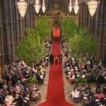 Royal Wedding: il Principe William e il Principe Henry arrivano a Westminster Abbey 2