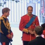 Royal Wedding: il Principe William a Westminster Abbey