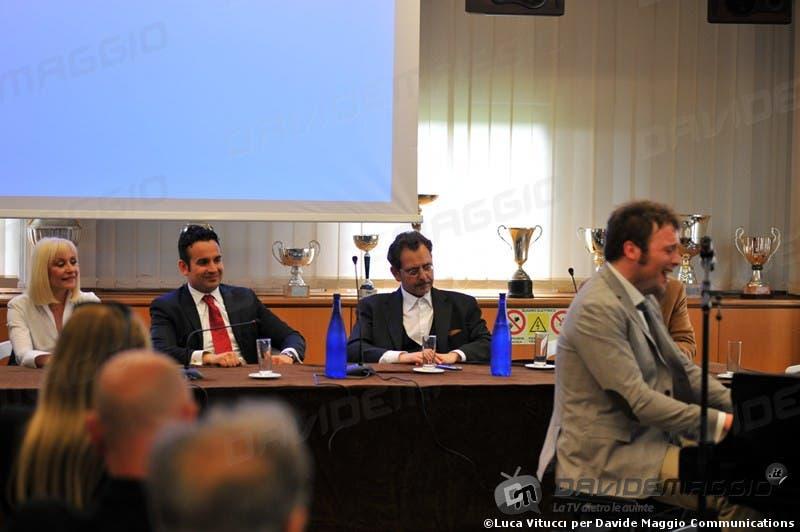 Eurovision Song Contest 2011: conferenza stampa di presentazione
