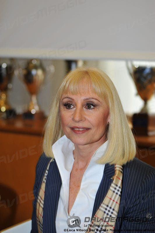 Eurovision Song Contest 2011: Raffaella Carrà