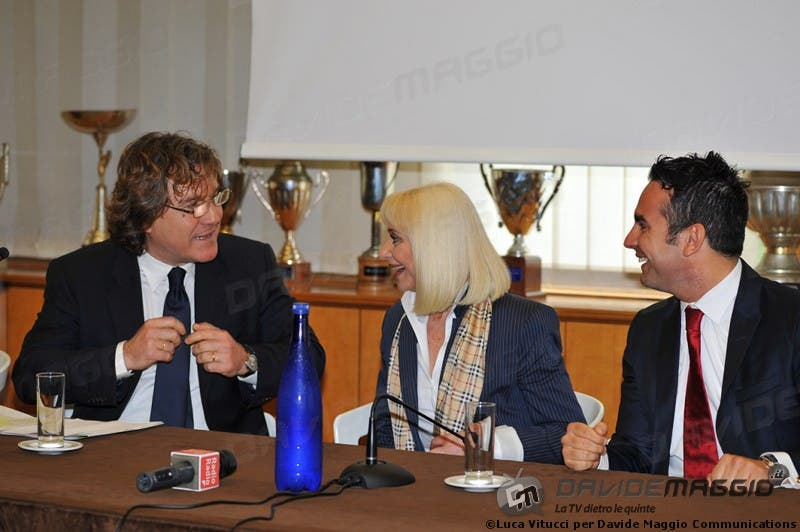 Eurovision Song Contest 2011: conferenza stampa di presentazione 3