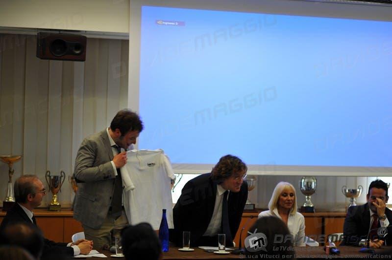 Eurovision Song Contest 2011: Rapahel Gualazzi, Massimo Liofredi e Raffaella Carrà 2