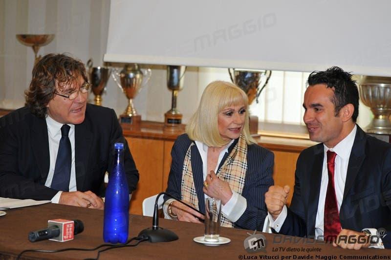 Eurovision Song Contest 2011: Massimo Liofredi e Raffaella Carrà