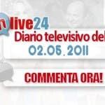 DM Live24 2 Maggio 2011